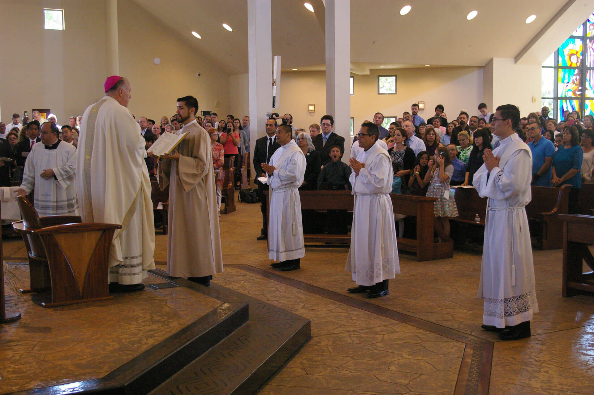 For New Priests, Different Paths Led to Common Vocation – The ...